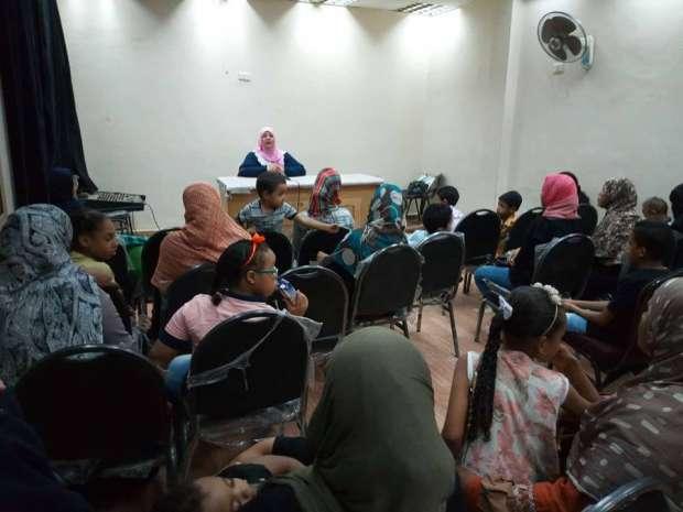 """عروض فنية ومحاضرات بـ""""ليالي رمضان"""" الثقافية في أسوان"""