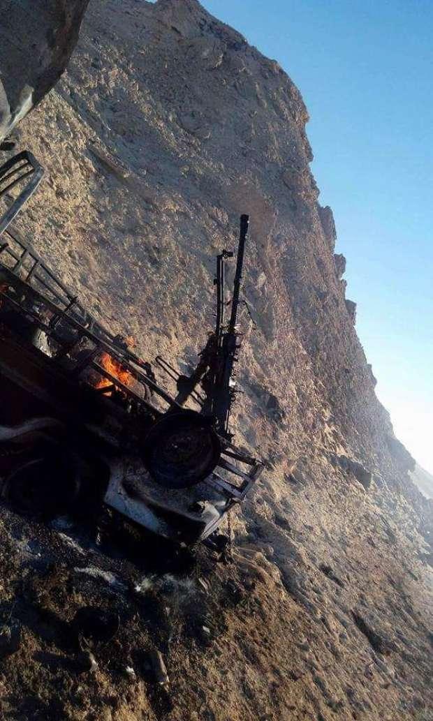 ننشر صورا جديدة لمقتل إرهابيي الواحات وتحرير