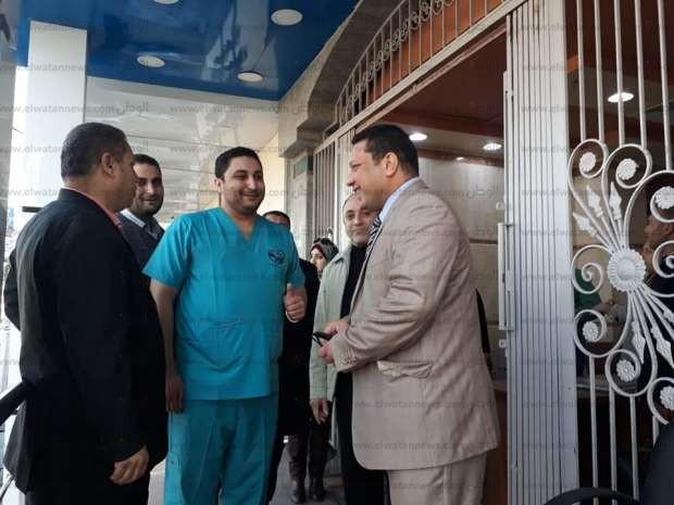 صور نقل كلى الرياض لمستشفى السلام ووكيل صحة كفرالشيخ يزور المرضى المحافظات الوطن