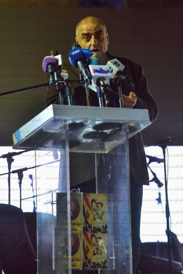 مؤتمر يأييد الرئيس السيسى بالجيزة