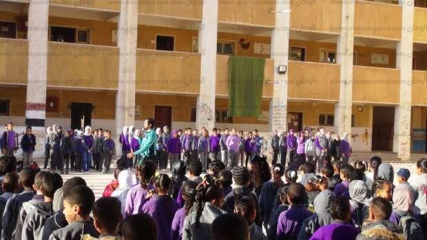 رئيس منطقة أسوان الأزهرية يتفقد سير الحالة التعليمية بالمعاهد