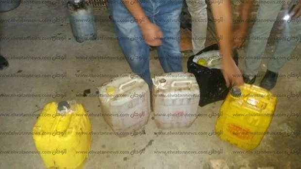 تحرير 4 محاضر وإعدام منتجات غذائية في حملة بالشرقية