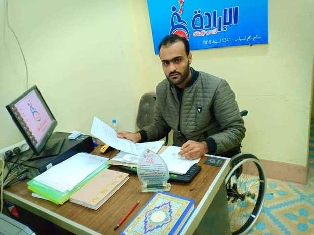 جمعية لذوي الاحتياجات تقدم بلاغا بواقعة معاق الشرقية: لا تنازل عن حقه