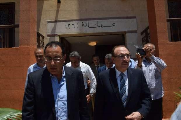 وزير الأسكان: 11 الف وحدة سكنية في بني سويف