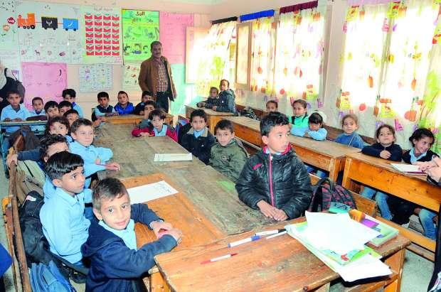 وداعا أزمة كثافة الطلاب.. 43 ألف فصل دراسي جديد يقلل التكدس بالمدارس - مصر  - الوطن