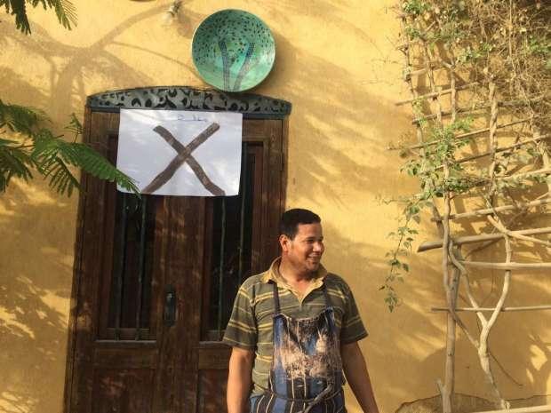 أصحاب ورش يغلقون محالهم في قرية بالفيوم بعد سحب أراض لإنشاء نقطة شرطة