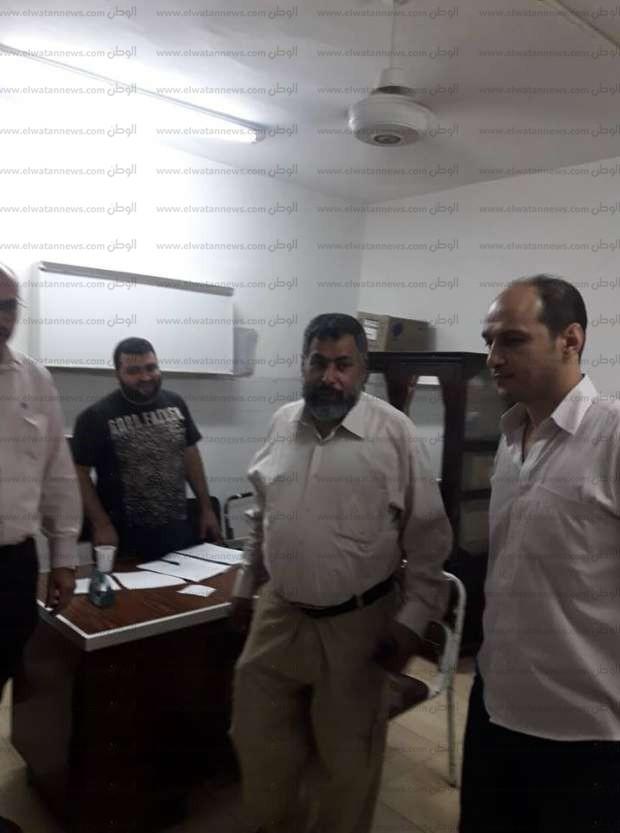 """مدير الرعاية العاجلة بـ""""صحة الشرقية"""" يتفقد مستشفى ههيا والإبراهيمية"""