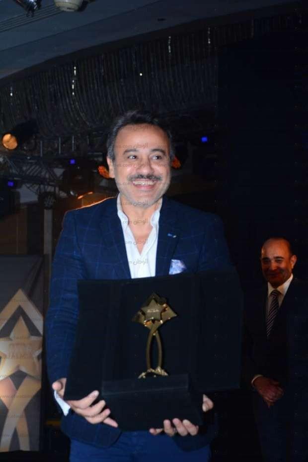 بالصور  انطلاق حفل الأهرام للدراما التليفزيونية بموسيقى مسلسلات رمضان