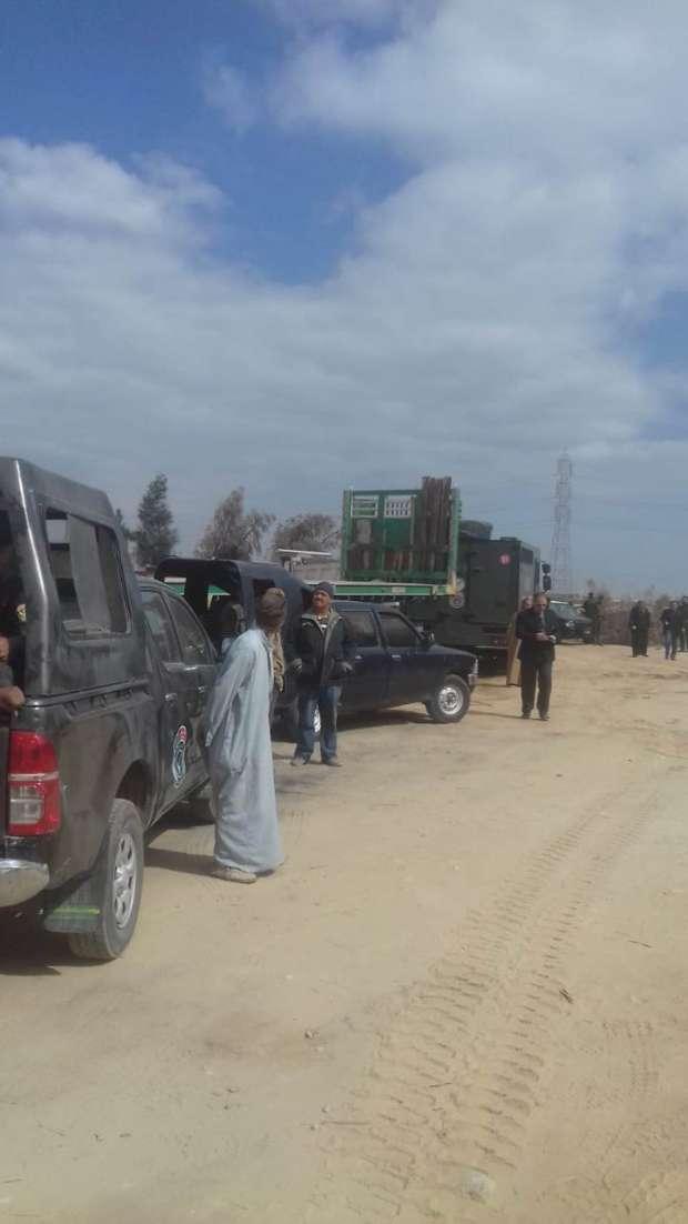 محافظ أسيوط: استرداد 24539 فدانا خلال الموجة الـ15 لاسترداد حق الشعب