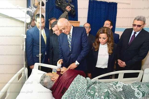 عبدالعال: البرلمان يستمع لبيان من الحكومة عن حادث محطة مصر