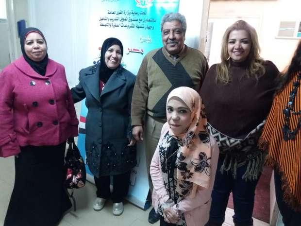 القوى العاملة: مبادرة quotمصر بكم أجملquot تهدف لتدريب ذوي القدرات الخاصة