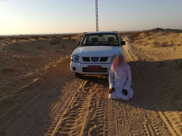 الجيش الثالث يواصل جهوده في مكافحة العناصر التكفيرية بوسط سيناء