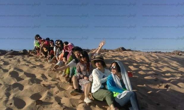 مدير شركة بالغردقة: السياحة الصينية مكسب لمصر وفي طريقها إلى الزيادة