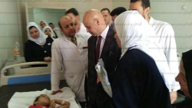انطلاق أول قافلة جراحية مجانية وإجراء 20 عملية جراحية  في الحسينية
