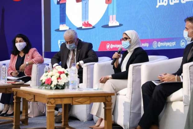 التفاصيل الكاملة لمؤتمر وزيري التعليم والصحة لإعلان خطة العودة الآمنة للدراسة مصر الوطن
