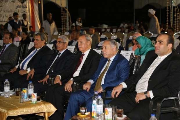 """محافظة قنا تطلق مبادرة """"يا قناوي.. صوتك لبلدك.. انزل وشارك"""""""
