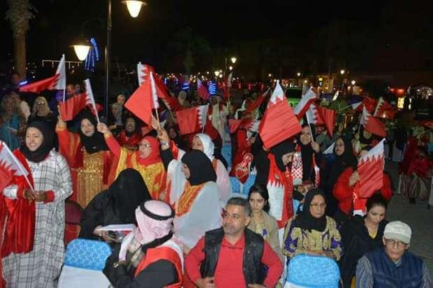 بالصور  محافظ البحر الأحمريشهد الاحتفال بالعيد الوطني لمملكة البحرين