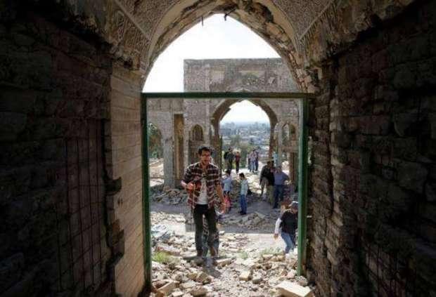 """العراقي """"أمين مقداد"""" يهزم داعش بالموسيقى"""