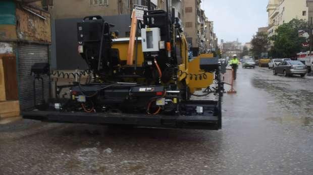 محافظ الفيوم: تحسين كفاءة شبكة الطرق الداخلية يفيد الاستثمار