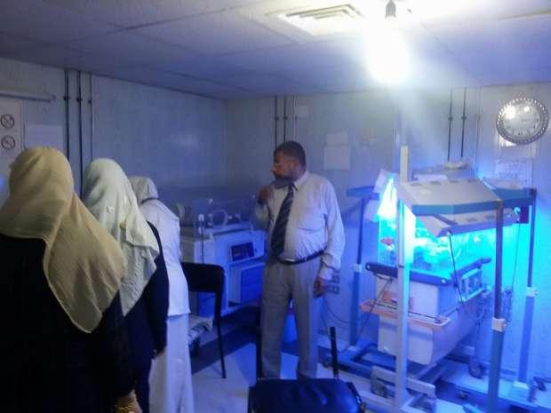 مدير الرعاية العاجلة بالشرقية يتفقد 3 مستشفيات