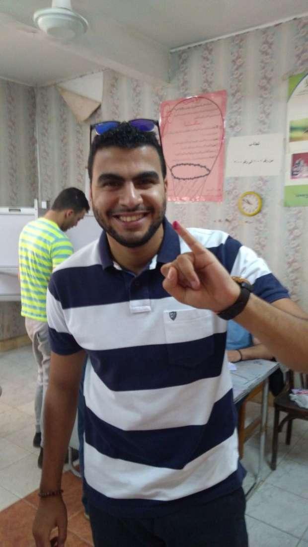 بالصور| الشباب يتصدر المشهد في ثاني وثالث أيام الانتخابات