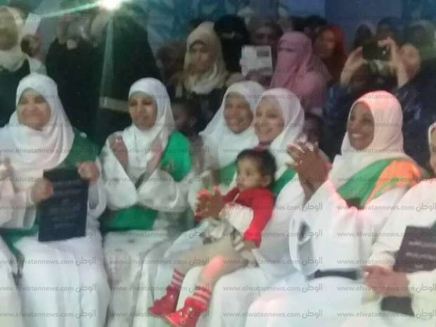"""""""أوقاف أسوان"""" تحتفل بتكريم 24 سيدة خاتمة للقرآن الكريم عن سند صحيح"""