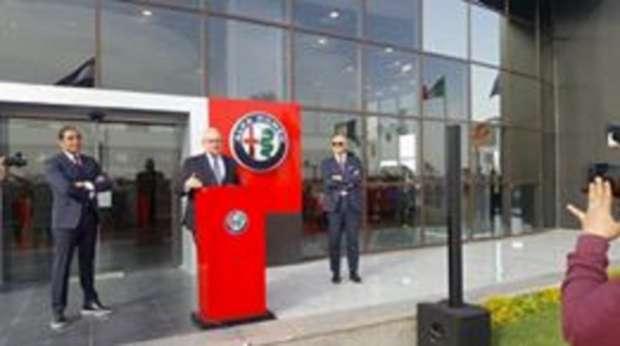 """""""أبوغالي موتورز"""" يقدم توكيل ألفا روميو بأحدث المعايير العالمية بمصر"""