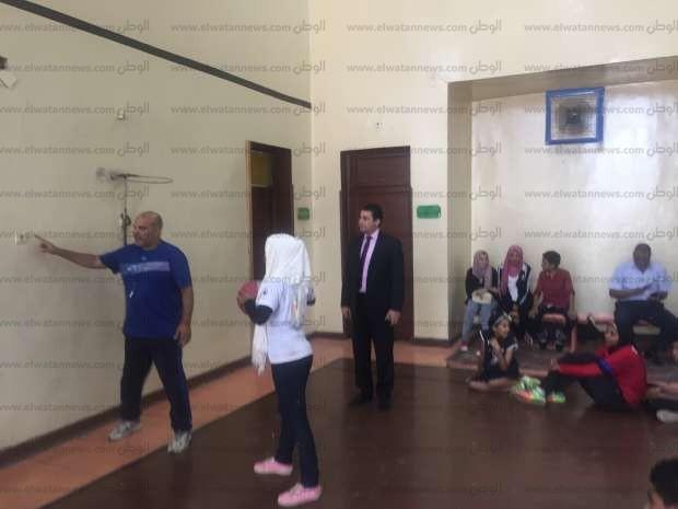 بالصور| اختتام اختبارات المؤهوبين رياضيا في محافظة قنا