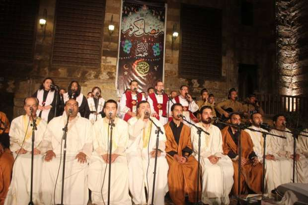 """رئيس""""التنمية الثقافية"""" يشهد """"رسائل السلام"""" لانتصار عبد الفتاح اليوم"""