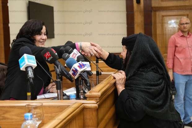 مؤتمر الإعلان عن الأمهات المثاليات على مستوى الجمهورية