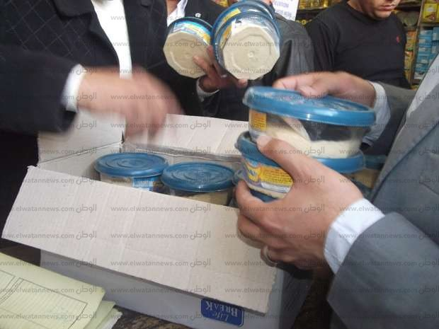 بالصور| الرقابة الإدارية بالفيوم تشن حملة للتأكد من توافر السلع التموينية