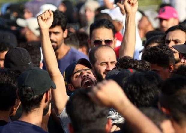 بالصور| الاحتجاجات تمتد في جنوب العراق