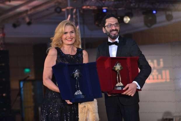 بالصور| انطلاق حفل الأهرام للدراما التليفزيونية بموسيقى مسلسلات رمضان