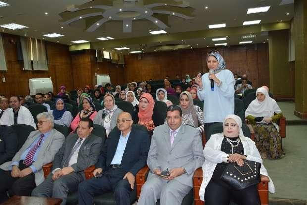 بالصور| افتتاح الدورة التدريبية الأولى للهيئة المعاونة بجامعة الفيوم