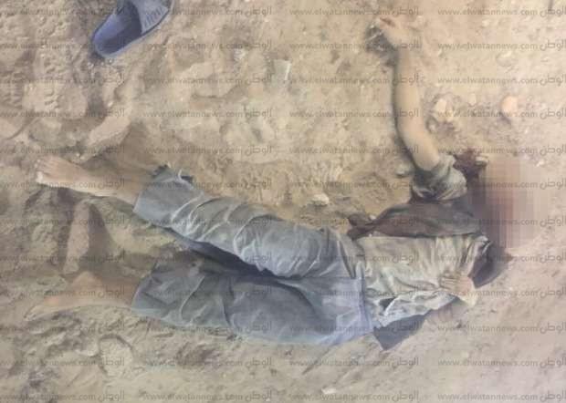 عاجل| ننشر صور جثث الإرهابيين المقتولين في إطلاق نار متبادل مع الأمن في العريش