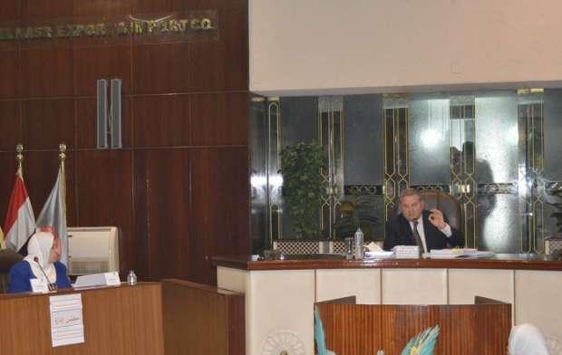 """""""توفيق"""" يترأس الجمعية العامة للشركة القابضة للسياحة والفنادق"""