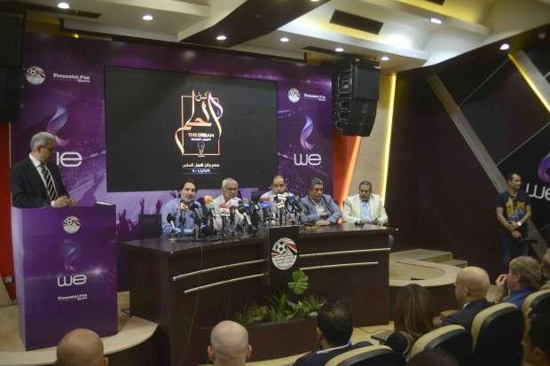 مؤتمر صحفي لهيكتور كوبر في «الجبلاية»