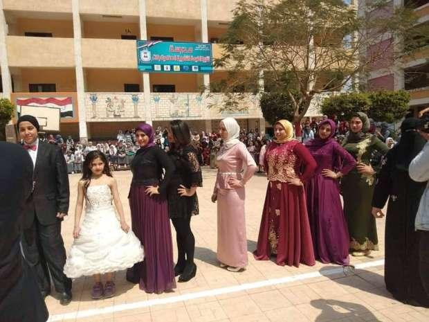 5acbd6d4d2c6c من جانبه أشار محمد مهدي مدير إدارة غرب شبرا الخيمة التعليمية لـ