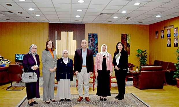 جامعة المنصورة تقرر إنشاء أول وحدة صحية متكاملة لخدمة السيدات المعنفات