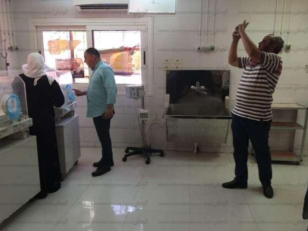 """""""مديرية الصحة"""": تحويل 4 أطفال من حضانة """"ناصر"""" إلى بني سويف العام"""