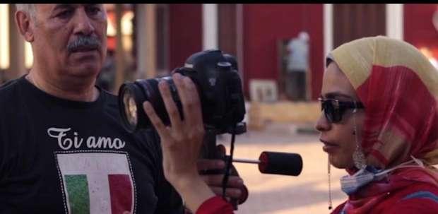 """""""أمل"""" أول فيلم من تصوير المكفوفين مبادرة قد التحدي.. إتفرج"""