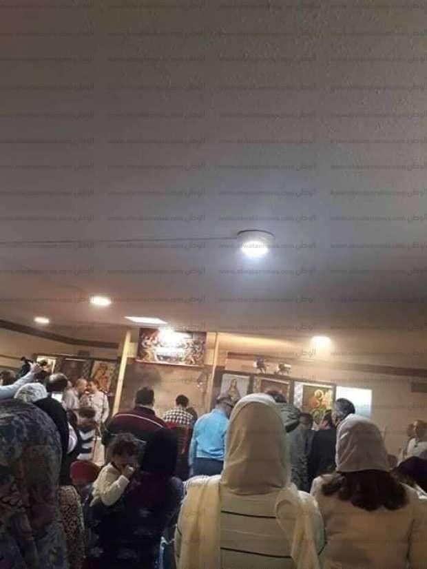 بالصور| الكنيسة القبطية تقيم للمرة الأولى قداسات صلاة في السعودية