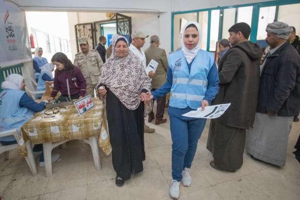 «تحيا مصر»: قوافل «نور حياة» في بني سويف.. غدا