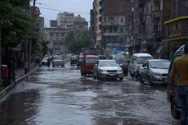 طقس الغد: درجة حرارة تنخفض لـ11.. وأمطار على القاهرة