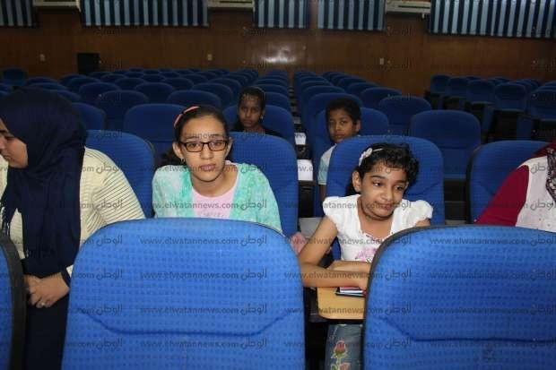 افتتاح المرحلة الثالثة من برنامج جامعة الطفل بجنوب الوادي
