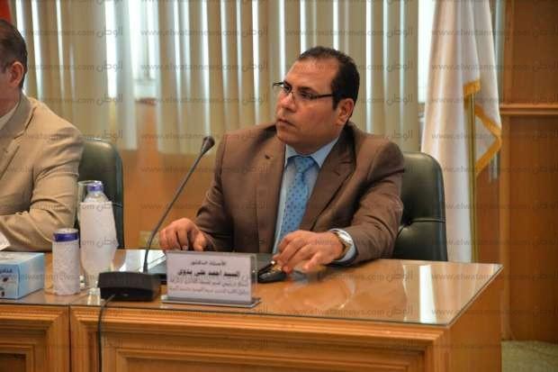 كلية الحقوق جامعة المنصورة تنظم ندوة بعنوان قانون الخدمية المدنية الجديد للعاملين بالجامعة