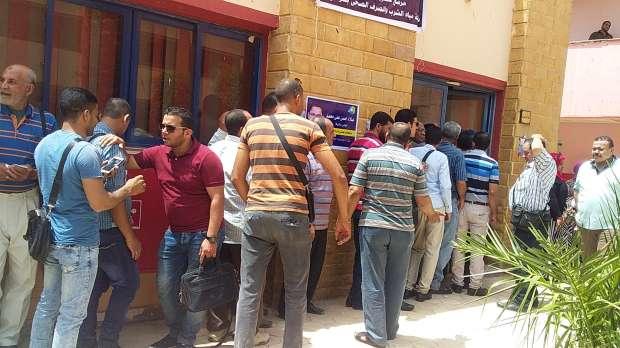 """تأخر فتح 6 لجان بـ""""الأزهر"""" في انتخابات النقابات العمالية بسوهاج"""