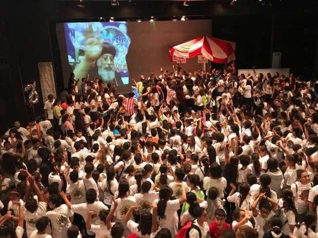 البابا تواضروس يلتقي بـ800 طفل في كندا عبر الفيديو كونفرانس