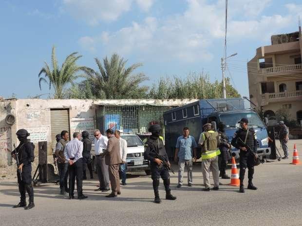 بالصور  مدير أمن الفيوم يوجه بشن حملات مرورية على الطرق بأبشواي