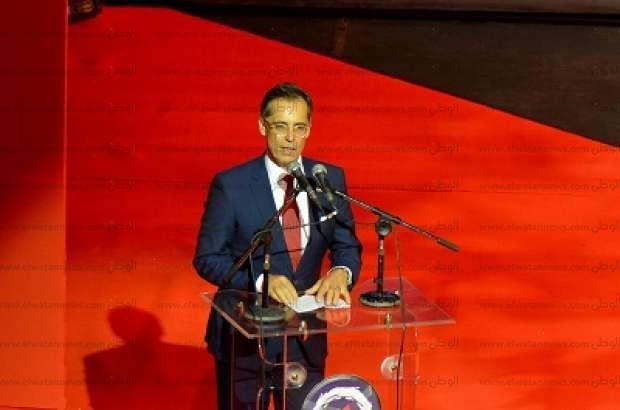 بالصور| انطلاق حفل افتتاح مهرجان القاهرة الدولي للمسرح التجريبي